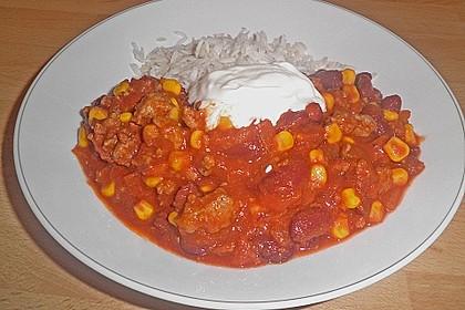 Chili con Carne, feurig scharf 38