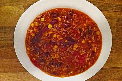 Chili con Carne, feurig scharf 37