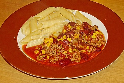 Chili con Carne, feurig scharf 24