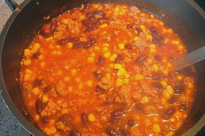 Chili con Carne, feurig scharf 45