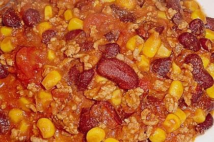 Chili con Carne, feurig scharf 28