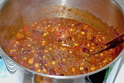 Chili con Carne, feurig scharf 50