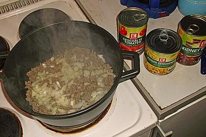 Chili con Carne, feurig scharf 52