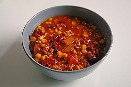 Chili con Carne, feurig scharf 3