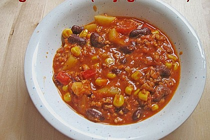 Chili con Carne, feurig scharf 44