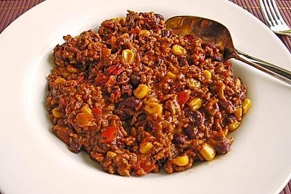 Chili con Carne, feurig scharf 22