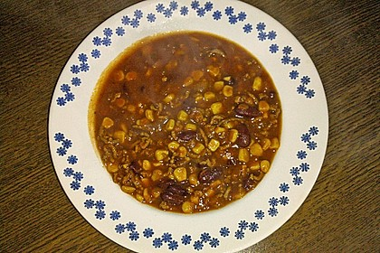 Chili con Carne, feurig scharf 46