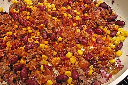Chili con Carne, feurig scharf 40