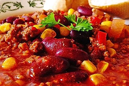Chili con Carne, feurig scharf 1