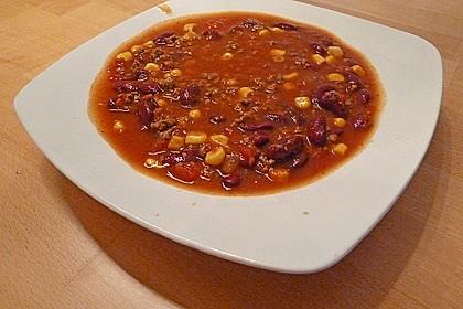 Chili con Carne, feurig scharf 6