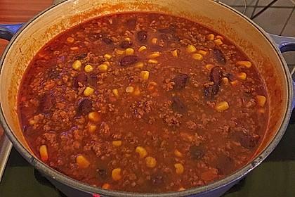 Chili con Carne, feurig scharf 27