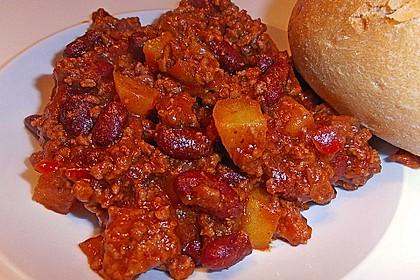 Chili con Carne, feurig scharf 18