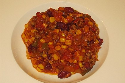 Chili con Carne, feurig scharf 32