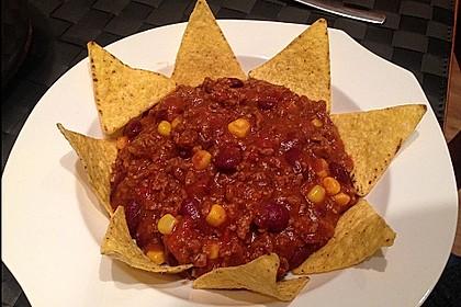 Chili con Carne, feurig scharf 4