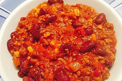 Chili con Carne, feurig scharf 8