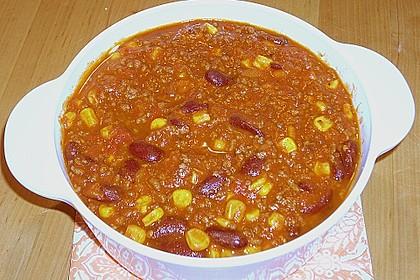 Chili con Carne, feurig scharf 7