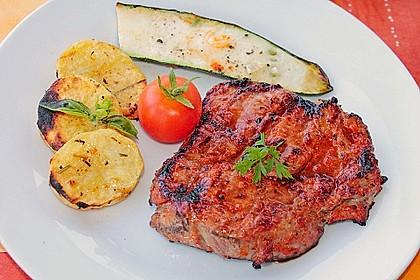 BBQ - Steaks 5