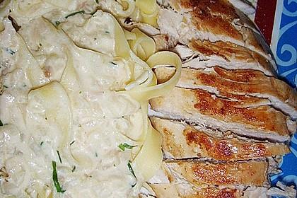 Zwiebel-Sahne Hähnchen 19