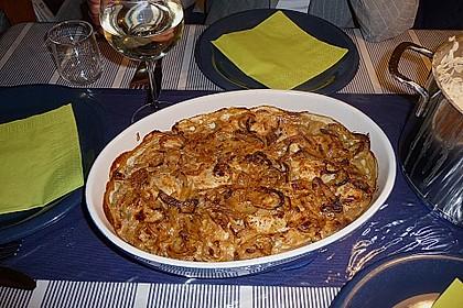 Zwiebel-Sahne Hähnchen 20