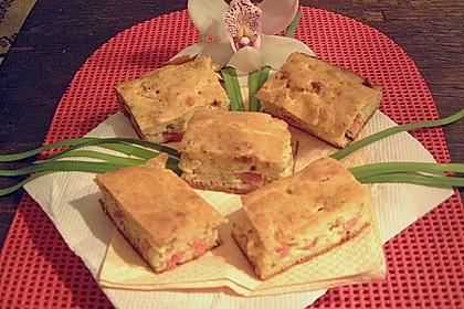 Tomaten - Mozzarella - Kuchen 1