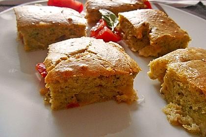 Tomaten - Mozzarella - Kuchen 2