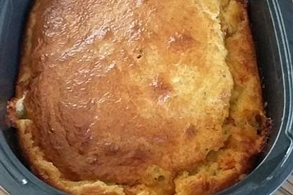 Tomaten - Mozzarella - Kuchen
