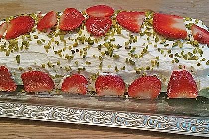 Erdbeer-Sahnerolle 94