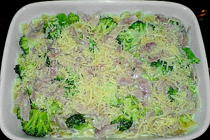 Sahne - Broccoli - Nudeln 32