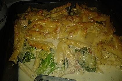 Sahne - Broccoli - Nudeln 36