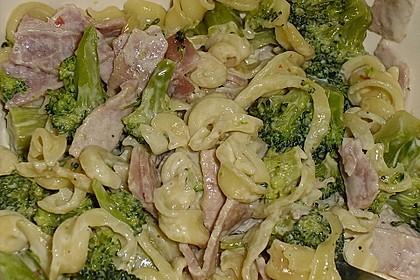 Sahne - Broccoli - Nudeln 13