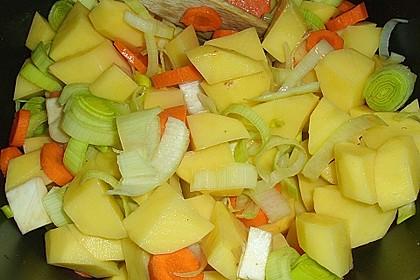 Allgäuer Kartoffelsuppe à la Naddel 11