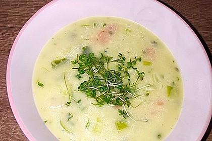 Allgäuer Kartoffelsuppe á la Naddel 4