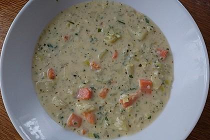 Allgäuer Kartoffelsuppe á la Naddel 10