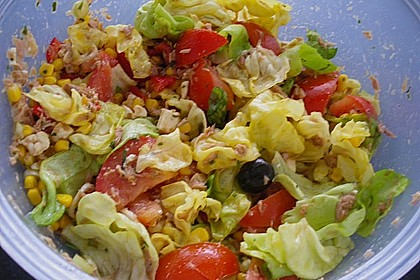 Hirtensalat einfach 8