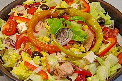 Hirtensalat einfach 1