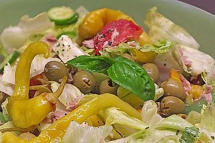 Hirtensalat einfach 6