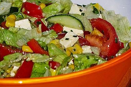 Hirtensalat einfach 4