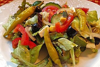 Hirtensalat einfach 7