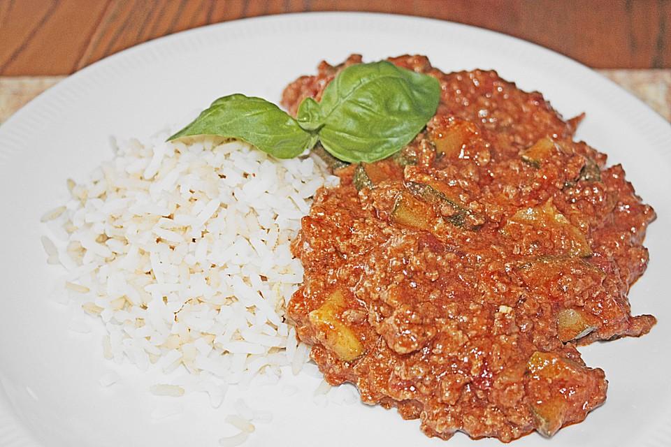 Wok rezepte mit reis hackfleisch for Kochen mit hackfleisch