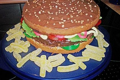 Hamburger - Kuchen 4