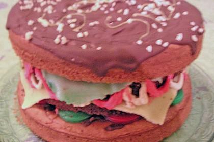 Hamburger - Kuchen 24