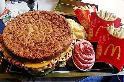 Hamburger - Kuchen 2