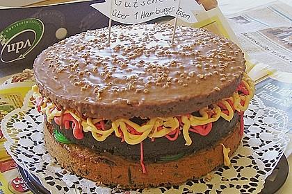 Hamburger - Kuchen 3