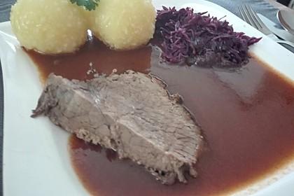 Sauerbraten nach Omas Rezept 4