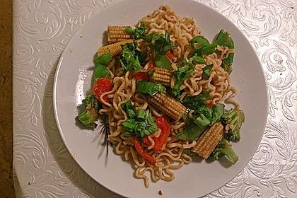 Thai Satay Noodles 2