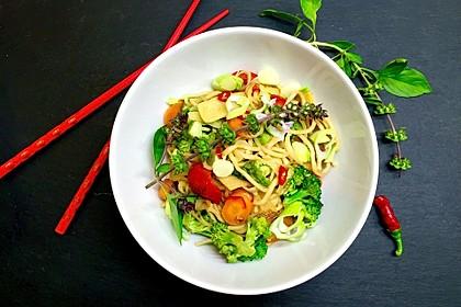 Thai Satay Noodles