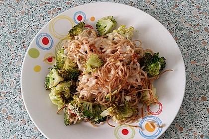 Walnuß & Brokkoli Spaghetti 3