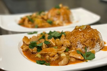Annas Massaman-Curry