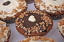 Schokoladen - Snickers - Muffins