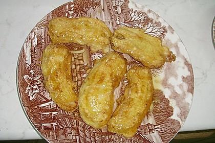 Gebackene Bananen 30